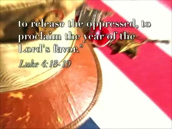 Let Freedom Ring Sermon