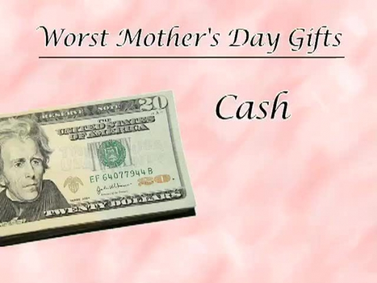 Worst Mother's Day Gift Ideas | eleven72 | SermonSpice