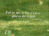 Jesus Christ is everything to us