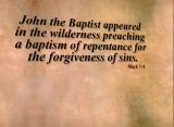 Repentance Welcome