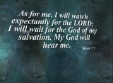 Waiting-on-God - Welcome