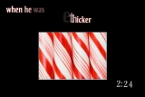 Candy Cane Concept - Christmas Countdown