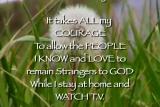 Evangelism Courage