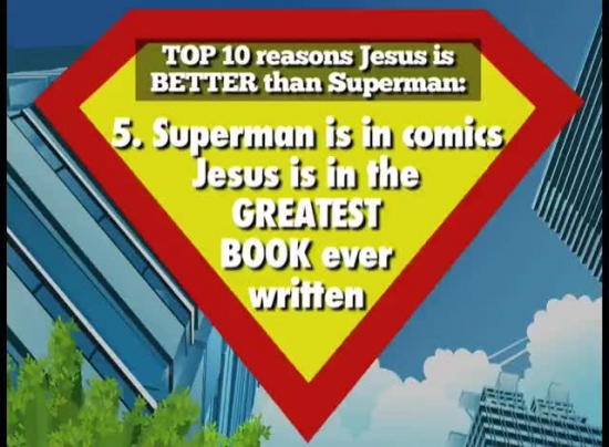 superman vs christ essay Similarities between superman and jesus christ: jesus vs superman there are incredible similarities between jesus and superman i was thinking about this the other day, and it is pretty neat.