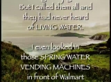 Thoughts on LIVING WATER