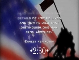 Patriotic Countdown - Home of the Brave