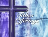 Blue Cross Tithes & Offerings