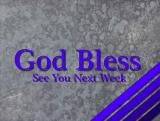 Bars God Bless