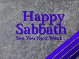Bars Happy Sabbath