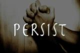 Pray without ceasing (Luke 18)