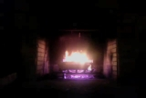 Fireplace Loop Soft Glow