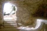 The Empty Tomb - Easter Background