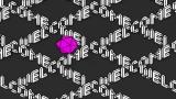 Pixelated Welcome Loop Dark (4:3, SD)