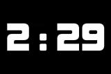 Luma/Chroma Key Countdown Clock 7