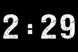 Luma/Chroma Key Countdown Clock 10