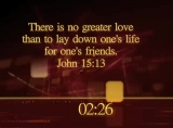 God's Love Countdown #1