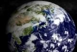 Blue Marble Earth N. Hemisphere Loop