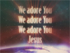 We Adore You iWorship VideoTrax  11 - Christmas: We Adore You