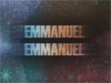 Medley: You Are Emmanuel/Emmanuel  iWorship VideoTrax  11 - Christmas: We Adore You