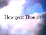 How Great Thou Art iWORSHIP VideoTrax