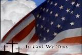 In God We Trust Backdrop