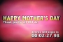Mothers day countdown