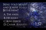 Nativity Trivia Countdown