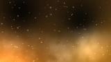 Fog Particles (Orange)