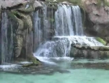 Waterfall Background 4