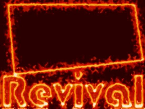 announcement  revival