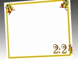 Christmas Card Welcome Countdown