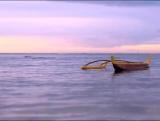 Background: Boat on Oceane 3