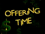 OFFERING TIME VIDEO BACKGROUND