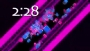 Electric Neon Countdown