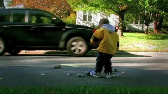 Kid in the Street | Flying Treasure