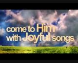 Psalms 100 Worship Intro