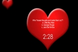 Valentines Day Countdown Quiz 50's Music