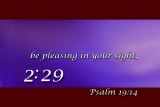 Psalms Countdown