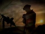 American Soldier Video Loop