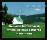 WELCOME TO THIS HOUSE eMedia for Worship