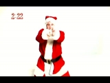 Dancing Santa Countdown