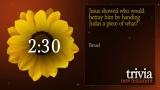 Trivia Countdown 06 of 10 - New Testament Trivia 2
