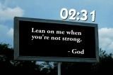 New God (Billboard) Sayings