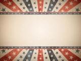 Stars and Stripes Vintage Background Loop