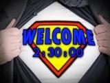 Super Hero Welcome Countdown