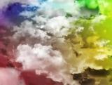 Color Clouds Through Loop