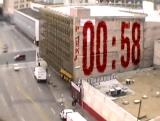 Urban Wall Countdown- 2 Min