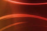 Orange Red Glow lines