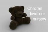 Children love our Nursery