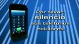 Silence Cell Phones Spanish